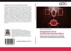 Portada del libro de Imaginario de la Venezuela democrática