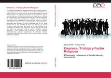 Buchcover von Empresa, Trabajo y Factor Religioso