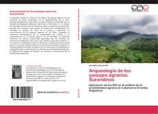 Обложка Arqueología de los paisajes agrarios Surandinos