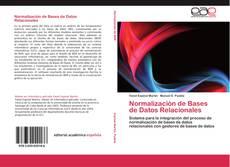 Обложка Normalización de Bases de Datos Relacionales