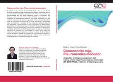 Capa do livro de Camaroncito rojo, Pleuroncodes monodon