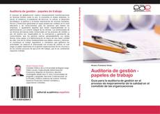 Portada del libro de Auditoria de gestión - papeles de trabajo