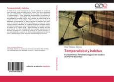 Portada del libro de Temporalidad y habitus