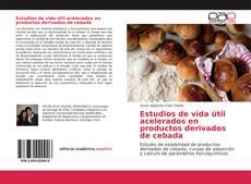 Borítókép a  Estudios de vida útil acelerados en productos derivados de cebada - hoz
