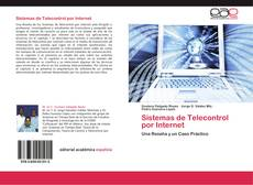 Buchcover von Sistemas de Telecontrol por Internet