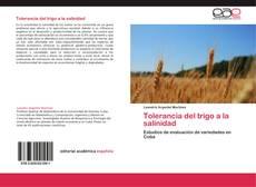 Copertina di Tolerancia del trigo a la salinidad