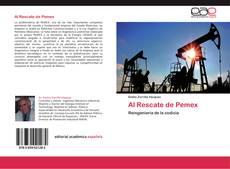 Portada del libro de Al Rescate de Pemex