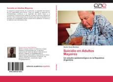 Buchcover von Suicidio en Adultos Mayores