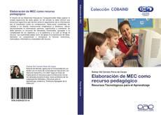 Portada del libro de Elaboración de MEC como recurso pedagógico