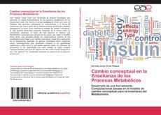 Buchcover von Cambio conceptual en la Enseñanza de los Procesos Metabólicos