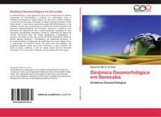 Capa do livro de Dinâmica Geomorfológica em Sorocaba