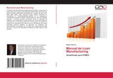 Bookcover of Manual de Lean Manufacturing