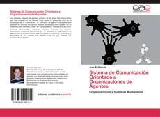 Bookcover of Sistema de Comunicación Orientado a Organizaciones de Agentes