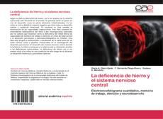 Обложка La deficiencia de hierro y el sistema nervioso central