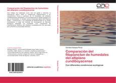 Borítókép a  Comparación del fitoplancton de humedales del altiplano cundiboyacense - hoz
