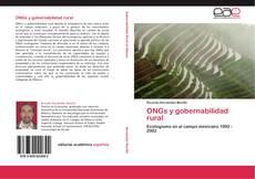Обложка ONGs y gobernabilidad rural