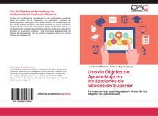 Buchcover von Uso de Objetos de Aprendizaje en instituciones de Educación Superior