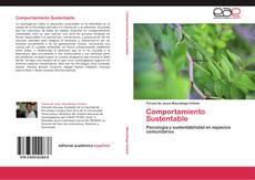 Bookcover of Comportamiento Sustentable