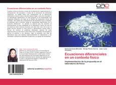Buchcover von Ecuaciones diferenciales en un contexto físico