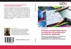 Bookcover of Estudio comparativo de la resolución de problemas de cálculo aplicado