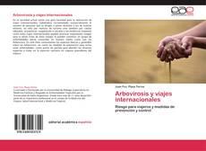 Capa do livro de Arbovirosis y viajes internacionales