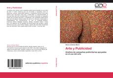 Capa do livro de Arte y Publicidad