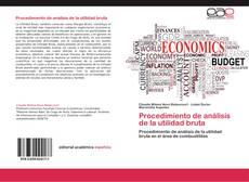 Capa do livro de Procedimiento de análisis de la utilidad bruta
