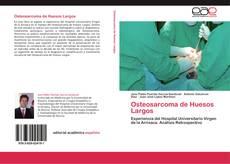 Обложка Osteosarcoma de Huesos Largos