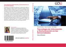 Обложка Tecnología de Información y Comunicación en las Universidades