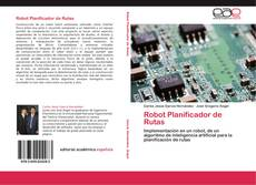 Capa do livro de Robot Planificador de Rutas