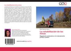 Copertina di La rehabilitación de las minas