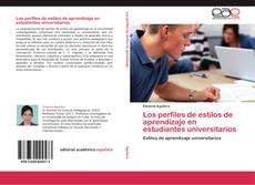 Обложка Los perfiles de estilos de aprendizaje en estudiantes universitarios