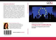 Bookcover of Integración multicultural
