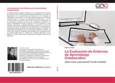 Обложка La Evaluación de Entornos de Aprendizaje Colaborativo