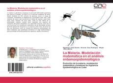 Portada del libro de La Malaria. Modelación matemática en el análisis entomoepidemiológico
