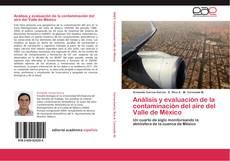 Portada del libro de Análisis y evaluación de la contaminación del aire del Valle de México