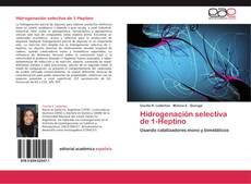 Обложка Hidrogenación selectiva de 1-Heptino