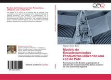 Capa do livro de Modelo de Encadenamientos Productivos utilizando  una red de Petri