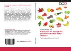 Buchcover von Nutrición en pacientes con enfermedad renal crónica