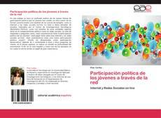 Bookcover of Participación política de los jóvenes a través de la red