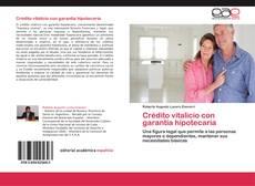Bookcover of Crédito vitalicio con garantía hipotecaria