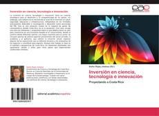 Bookcover of Inversión en ciencia, tecnología e innovación