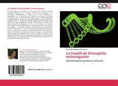 Buchcover von La Hsp60 de Drosophila melanogaster
