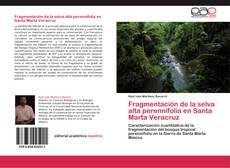 Capa do livro de Fragmentación de la selva alta perennifolia en  Santa Marta Veracruz