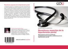 Portada del libro de Novedosos aspectos de la hipertensión portal