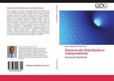 Generación Distribuida e Independiente的封面