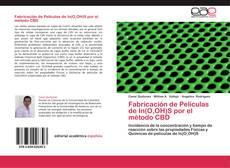 Bookcover of Fabricación de Películas de In(O,OH)S por el método CBD