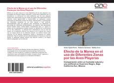 Portada del libro de Efecto de la Marea en el uso de Diferentes Zonas por las Aves Playeras