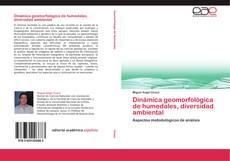 Capa do livro de Dinámica geomorfológica de humedales, diversidad ambiental