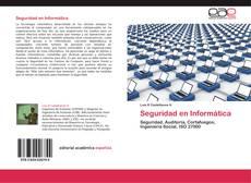 Bookcover of Seguridad en Informática
